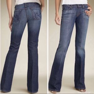 Citizens of Humanity Jeans Ingrid Low Waist Flare